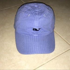 Blue Vineyard Vines baseball cap